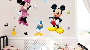 minnie mouse wall stickers for kids rooms youtube minnie mouse wall stickers for kids rooms