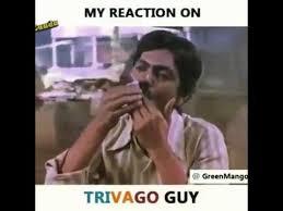 Meme Hotel - trivago guy funny meme kya aapne kabhi online hotel search kiya
