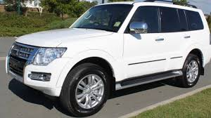 mitsubishi white 2017 mitsubishi pajero nx my17 exceed white 5 speed sports