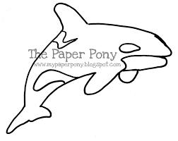 orca craft for preschool google search artic animals