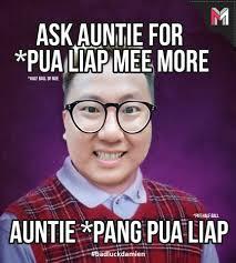 Singapore Meme - we ve got our first singaporean meme badluckdamien mediacock