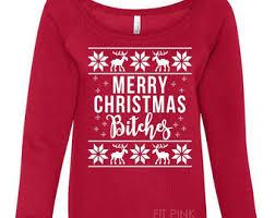 merry bitches sweater team team raglan shirt shirt
