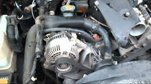 ford ranger thermostat replacement youtube