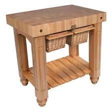 boos kitchen island boos kitchen islands carts ebay