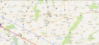 Coshocton Ohio Map by Interactive Solar Eclipse Map How Much Of The Sun Will Be Blocked