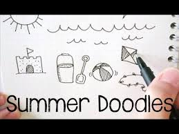 doodle with summer doodles doodle with me