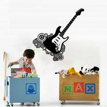 Guitar Home Decor Guitar Wall Murals Promotion Shop For Promotional Guitar Wall