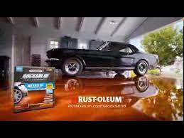 rust oleum rocksolid industrial strength garage floor coating