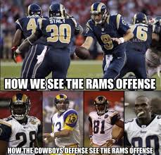 St Louis Rams Memes - 17 best memes of the dallas cowboys beating the st louis rams