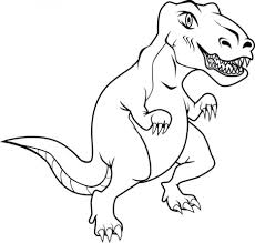 coloring pages free printable book indominus rex print