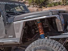 built jeep wrangler tube fenders with built in flares for jeep wrangler tj