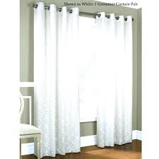 tie back shower curtains shower curtain tied back second