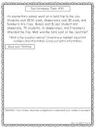 multiple step word problems 4th grade worksheets u0026 step fractions
