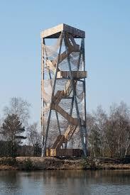 gallery of viewing tower lommel ateliereen architecten 5