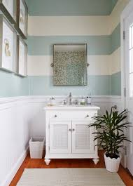 bathroom wall design small bathroom design with horizontal stripes wall design hupehome