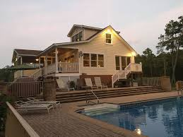 Pier Park Venture Out Beach Rentals Ware Haven Cottage On The Ware River With P Vrbo