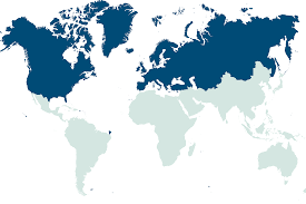 World Crime Rate Map by Osce Odihr Crime Reporting