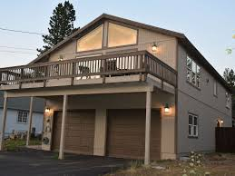 entertainment and family home with separate in law unit truckee