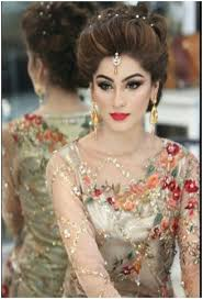 poof at the crown hairstyle bridal hairstyles for indian wedding dulhan hairstyles