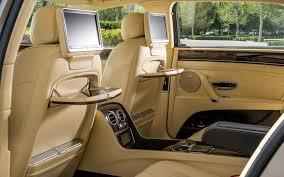 bentley flying spur interior bentley flying spur 2014 rear interior u2013 front seat driver