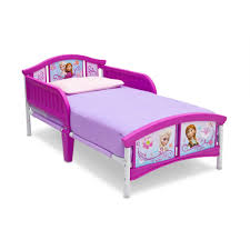 childrens beds for girls minnie mouse bow tique toddler bed with canopy walmart com