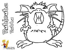 fo u0027 real pokemon coloring pages bulbasaur nidorina free
