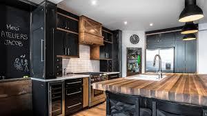 salle de montre cuisine cuisine de rêve la maison de mariloup wolfe ateliers jacob