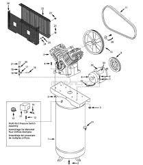campbell tq310401 dp5810 q 292655 parts mtr