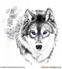 wolf moon for arm photos pictures and sketches