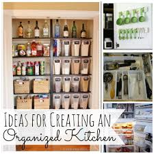 How To Organize Kitchen Cabinet by 20 Creative Kitchen Organizing Ideas Organizing Kitchen Cabinets