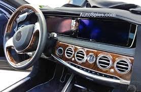 2014 mercedes s class interior 2014 mercedes s class interior in
