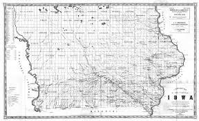 Map Of Iowa State Fullmap Jpg