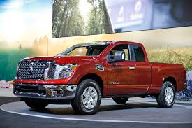 nissan truck 2017 chicago auto show first look nissan titan king cab is built for