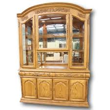 china cabinet sideboards interesting buffet china cabinet oak