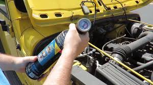automobile air conditioning service 2008 jeep wrangler interior lighting recharge ac in 2001 jeep wrangler with acpro youtube