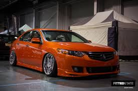acura stance ultimate stance fitted state