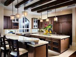 apartments kitchens with two islands pleasing home style choices