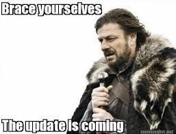 Brace Your Self Meme - meme maker brace yourself housewarming party is coming
