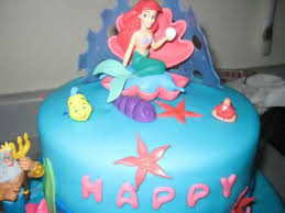 mermaid birthday cake the mermaid birthday cake fondant