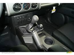 fj cruiser msrp 2012 toyota fj cruiser 4wd 6 speed manual transmission and 4x4