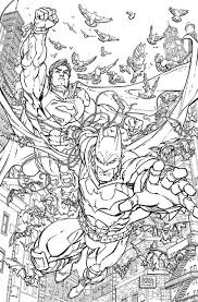 25 dc coloring book variant covers