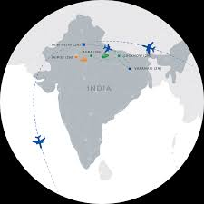 Jaipur India Map by India Explorer Cbt Holidays