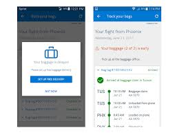 american launches service to help track your lost baggage