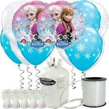 frozen balloons frozen helium balloon party package