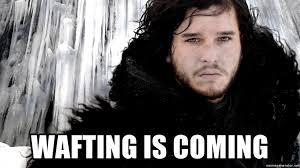 Meme Creator Winter Is Coming - wafting is coming john snow winter is coming meme generator