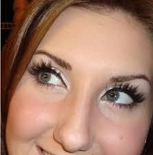 how to apply false eyelashes like a professional makeup