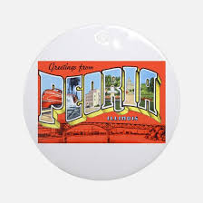 illinois ornament cafepress
