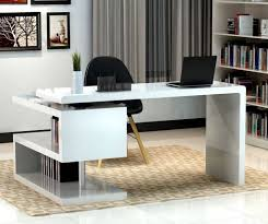 home office furniture computer desk best 25 modern office desk