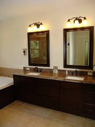 Rustic Bathroom Wall Cabinets - bathroom vanity lighting mirrored bathroom wall cabinets laundry