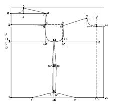 shirt pattern cutting pdf men s shirt drafting sewing tutorial style2designer